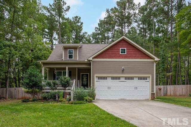 90 Old John Mitchell Road, Youngsville, NC 27596 (#2409570) :: Scott Korbin Team