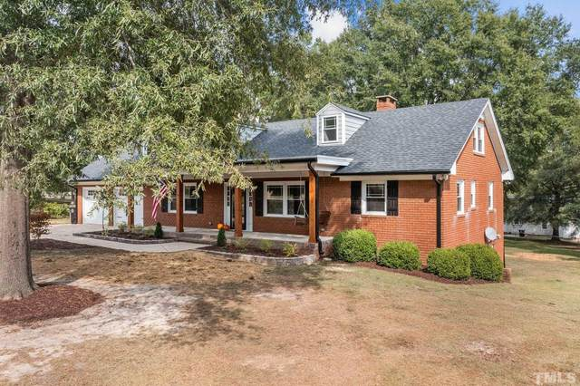 722 N Willow Street, Angier, NC 27501 (#2409592) :: Southern Realty Group