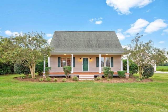 1174 Chesterfield Lake Road, Angier, NC 27501 (#2409597) :: Southern Realty Group