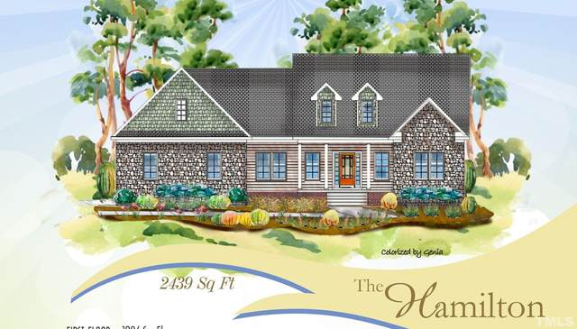 639 Thunder Road, Four Oaks, NC 27524 (#2409605) :: Scott Korbin Team