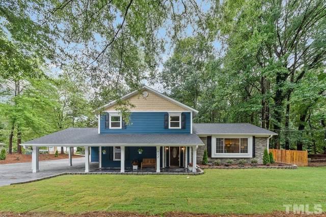 612 SE Maynard Road, Cary, NC 27511 (#2409611) :: Real Estate By Design