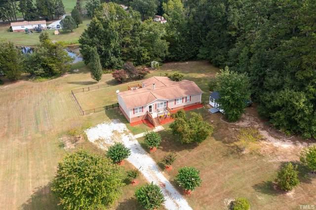 95 Willow Lake Road, Roxboro, NC 27574 (#2409613) :: Scott Korbin Team