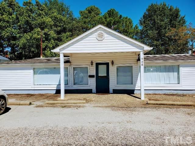 908 W Broad Street, Dunn, NC 28334 (#2409618) :: Triangle Top Choice Realty, LLC