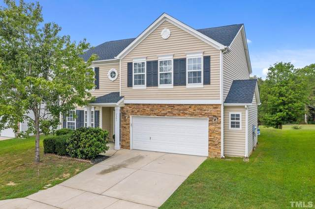 2305 Lazy River Drive, Raleigh, NC 27610 (#2409620) :: Log Pond Realty