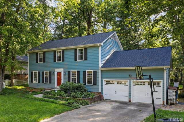 5312 Cypress Lane, Raleigh, NC 27609 (#2409627) :: Triangle Just Listed