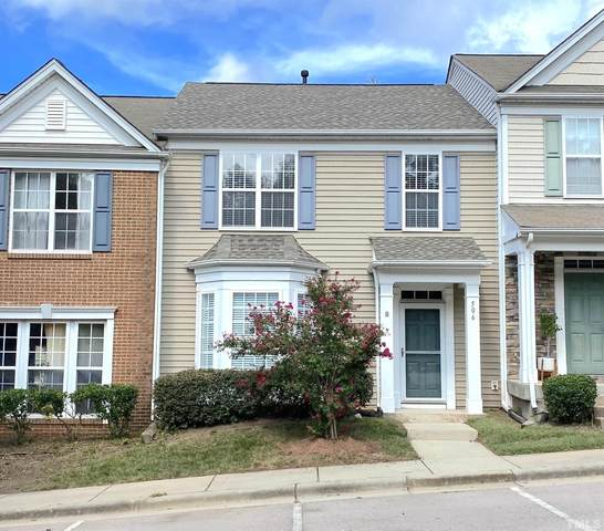 506 Walnut Woods Drive, Morrisville, NC 27560 (#2409644) :: Triangle Just Listed