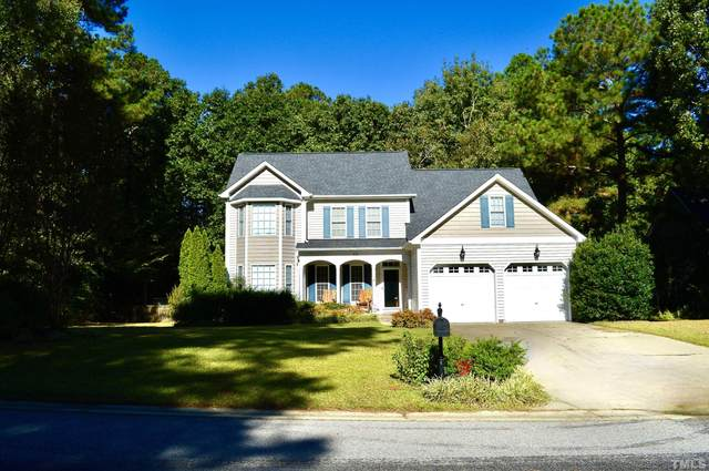 53 Hawks Nest Circle, Smithfield, NC 27577 (#2409652) :: Scott Korbin Team