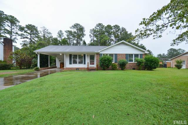 105 Bluegrass Drive, Garner, NC 27529 (#2409655) :: Scott Korbin Team