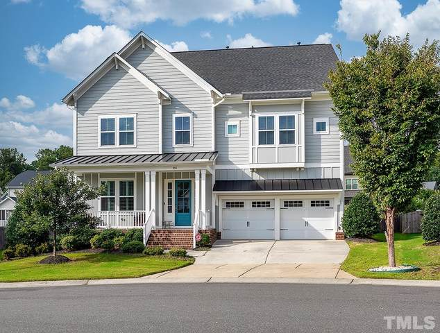 305 Orange Blossom Court, Wake Forest, NC 27587 (#2409680) :: Marti Hampton Team brokered by eXp Realty
