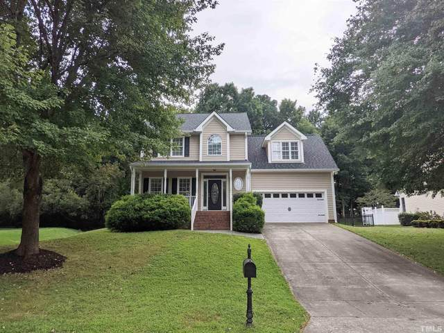 219 Stone Monument Drive, Wake Forest, NC 27587 (#2409689) :: The Blackwell Group