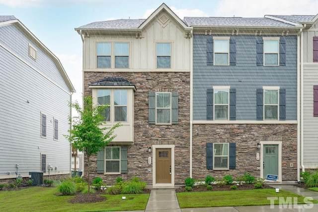 320 Poplar Leaf Way, Cary, NC 27519 (#2409728) :: Real Estate By Design