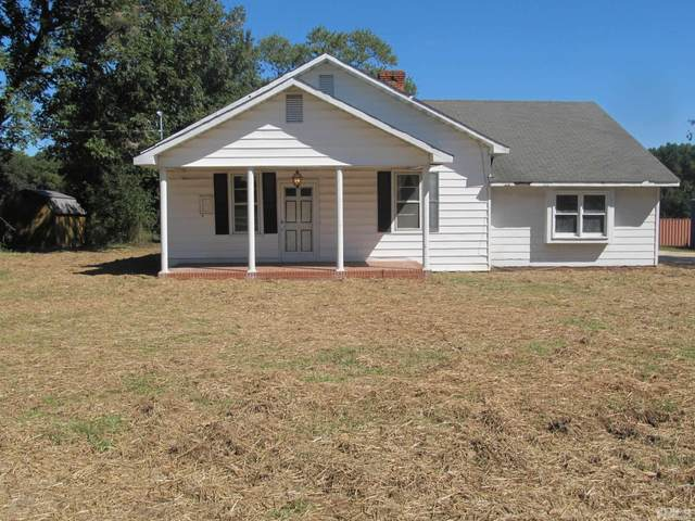 760 Chalybeate Springs Road, Angier, NC 27501 (#2409737) :: Southern Realty Group