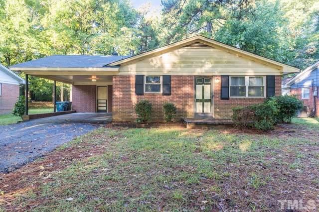 2402 Nc 55, Durham, NC 27707 (#2409742) :: Triangle Top Choice Realty, LLC