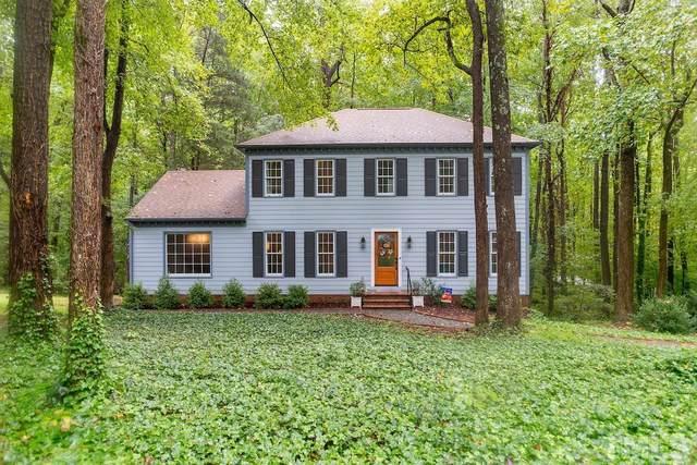 106 Village Lane, Chapel Hill, NC 27514 (#2409757) :: The Blackwell Group