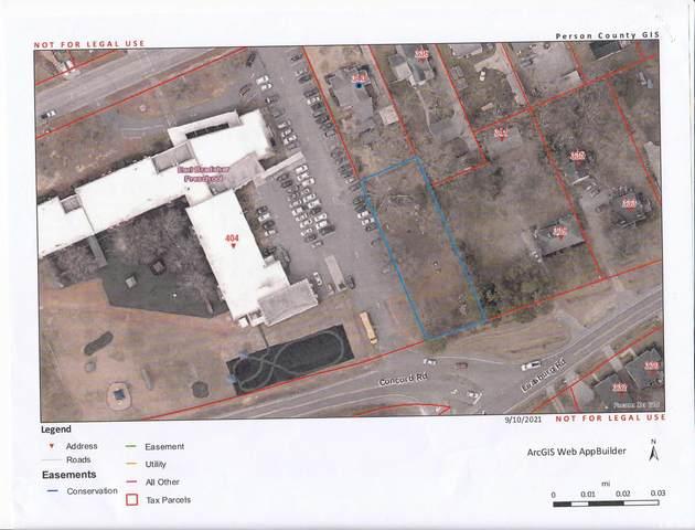 Leasburg Road, Roxboro, NC 27573 (#2409763) :: Scott Korbin Team