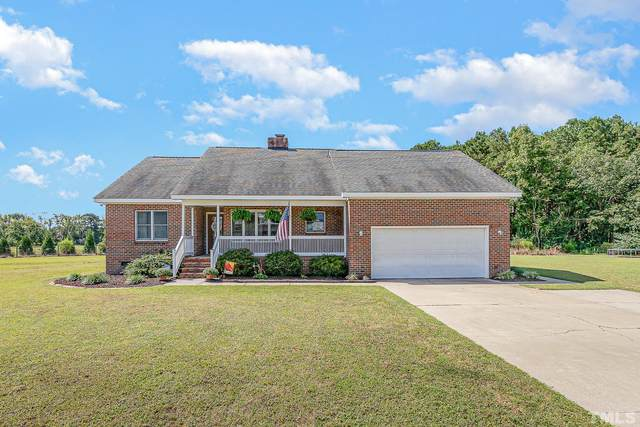 140 Northside Drive, Princeton, NC 27569 (#2409778) :: Bright Ideas Realty