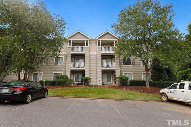 1411 Collegiate Circle #303, Raleigh, NC 27606 (#2409782) :: The Helbert Team