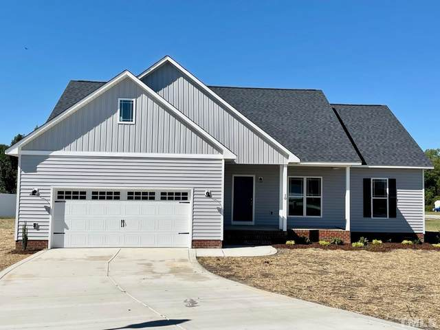 10 Wheat Drive, Angier, NC 27501 (#2409811) :: Southern Realty Group