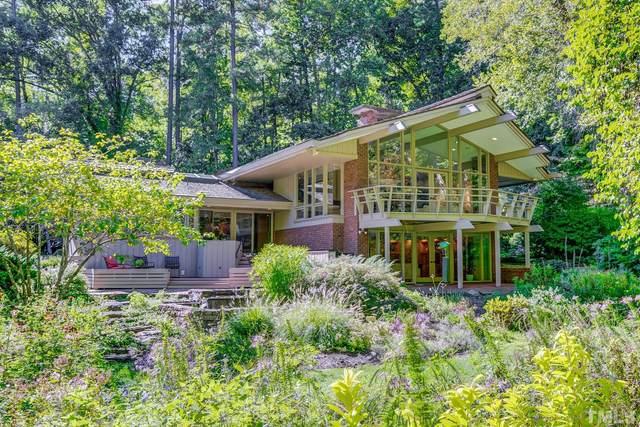 803 Cedar Falls Road, Chapel Hill, NC 27514 (#2409814) :: Scott Korbin Team