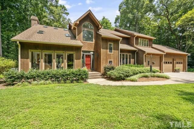 1932 Partridge Berry Drive, Raleigh, NC 27606 (#2409816) :: The Helbert Team