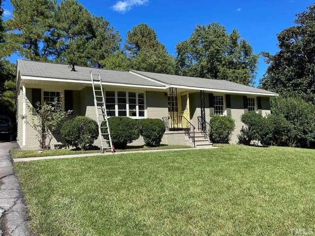 103 Radcliff Circle, Durham, NC 27713 (#2409833) :: Real Estate By Design