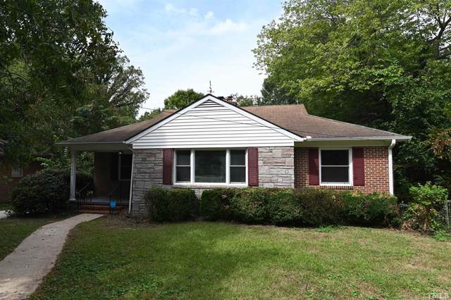 1640 Oakdale Circle, Henderson, NC 27536 (#2409834) :: Southern Realty Group