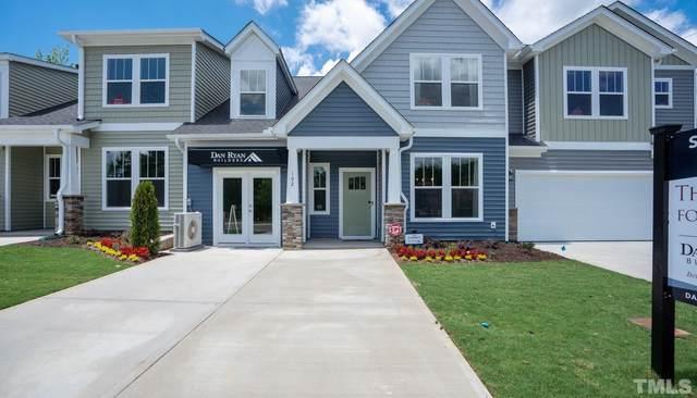 278 Highland Wood Drive Lot 278, Clayton, NC 27527 (#2409839) :: The Helbert Team