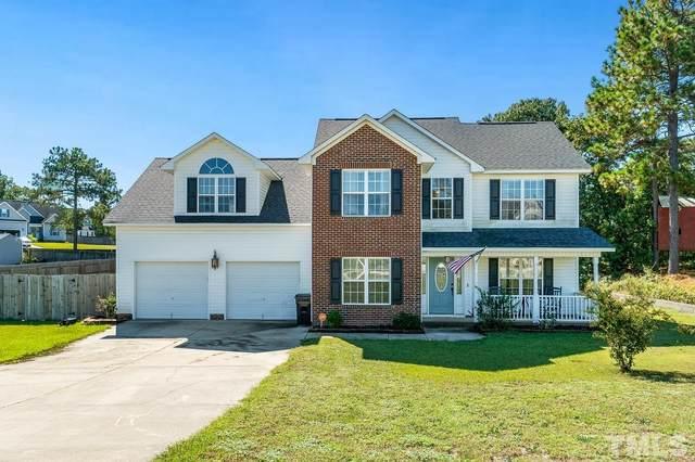 200 Mountain View Drive, Sanford, NC 27332 (#2409891) :: Southern Realty Group