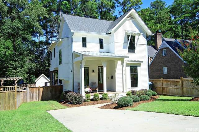 813 Glascock Street, Raleigh, NC 27604 (#2409898) :: Real Estate By Design