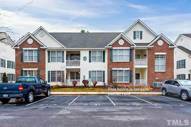 2411 Kudrow Lane #2224, Morrisville, NC 27560 (#2409899) :: Real Estate By Design