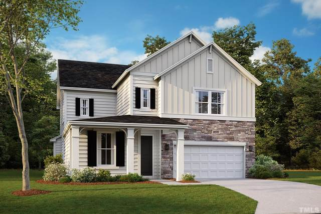 117 Gabbro Place #162, Holly Springs, NC 27540 (#2409922) :: Triangle Top Choice Realty, LLC