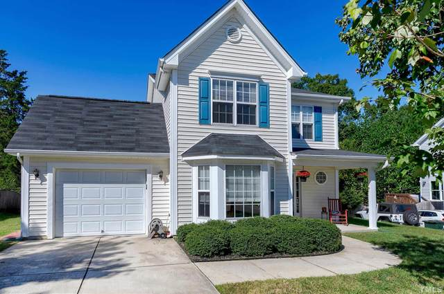 433 Holly Thorn Trace, Holly Springs, NC 27540 (#2409925) :: Triangle Top Choice Realty, LLC