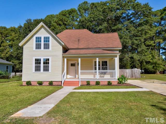 305 S Maple Street, Kenly, NC 27542 (#2409929) :: Triangle Just Listed