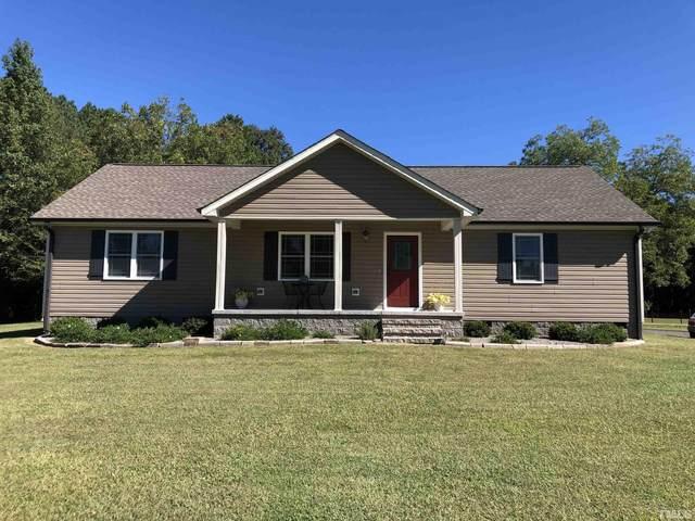 3105 Tump Wilkins Road, Stem, NC 27581 (#2409939) :: Triangle Top Choice Realty, LLC