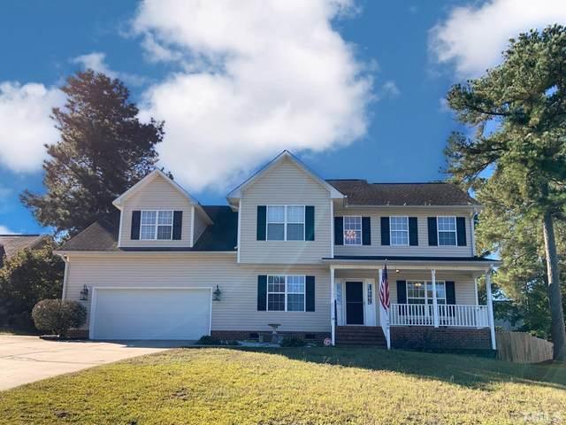 86 Crystal Spring Drive, Sanford, NC 27332 (#2409940) :: The Helbert Team