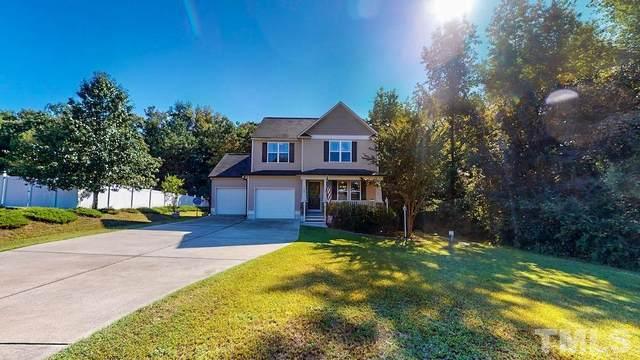 158 Rocky Creek Lane, Benson, NC 27504 (#2409965) :: The Blackwell Group