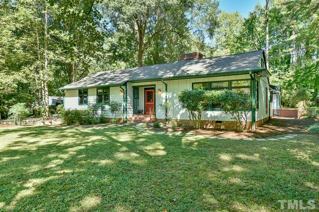 6 Gooseneck Road, Chapel Hill, NC 27514 (#2409966) :: The Helbert Team