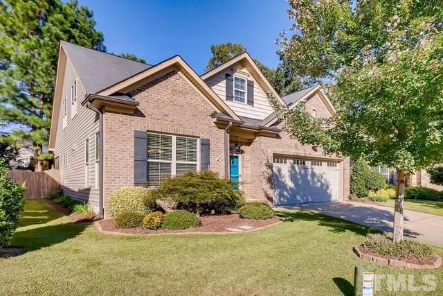807 Varina Lane, Fuquay Varina, NC 27526 (#2409967) :: Triangle Top Choice Realty, LLC
