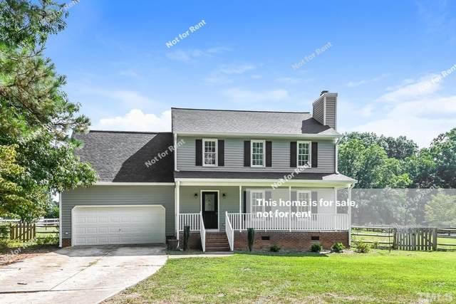 4721 Meadow Lake Drive, Apex, NC 27539 (#2409972) :: Triangle Top Choice Realty, LLC
