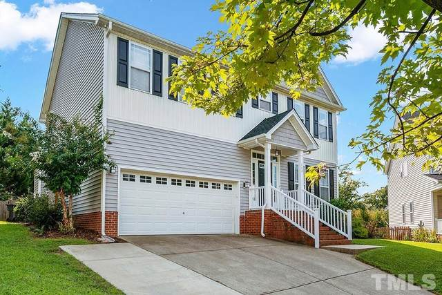 113 Oakbeech Court, Holly Springs, NC 27540 (#2409976) :: Triangle Top Choice Realty, LLC