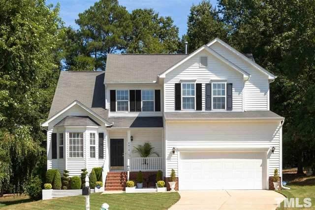 2016 Lilly Brook Street, Fuquay Varina, NC 27526 (#2409978) :: Triangle Top Choice Realty, LLC