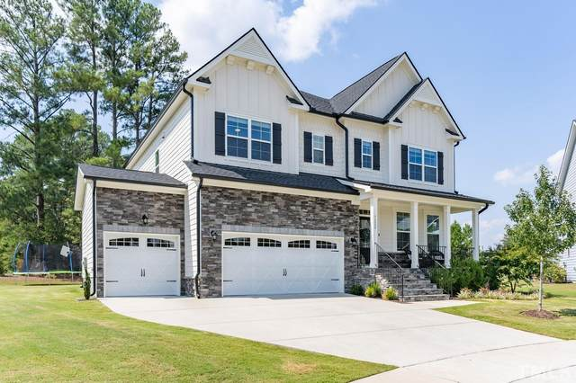 3222 Willow Green Drive, Apex, NC 27502 (#2409981) :: The Results Team, LLC