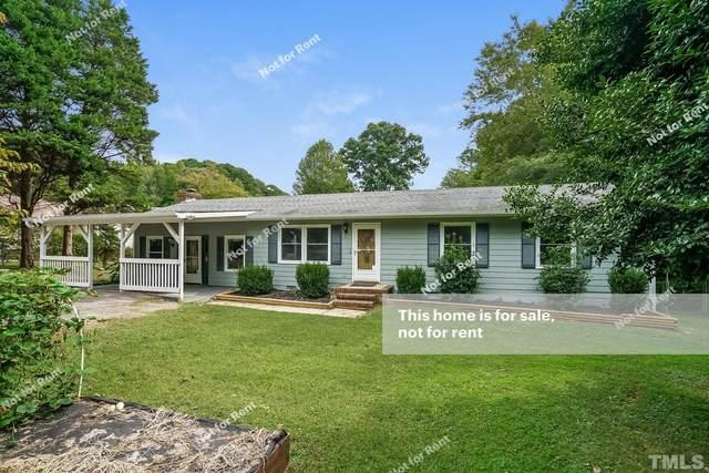 8105 Buckskin Lane, Apex, NC 27539 (#2409983) :: Triangle Top Choice Realty, LLC