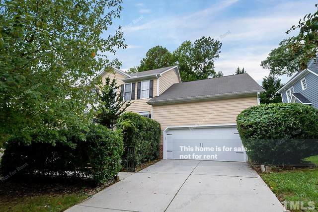 8813 Deerland Grove Drive, Raleigh, NC 27615 (#2410001) :: Triangle Top Choice Realty, LLC