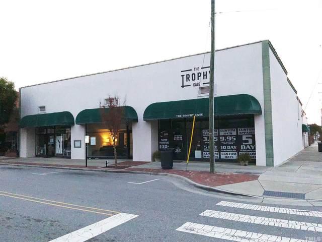 121 N Wilson Avenue, Dunn, NC 28334 (#2410096) :: The Results Team, LLC