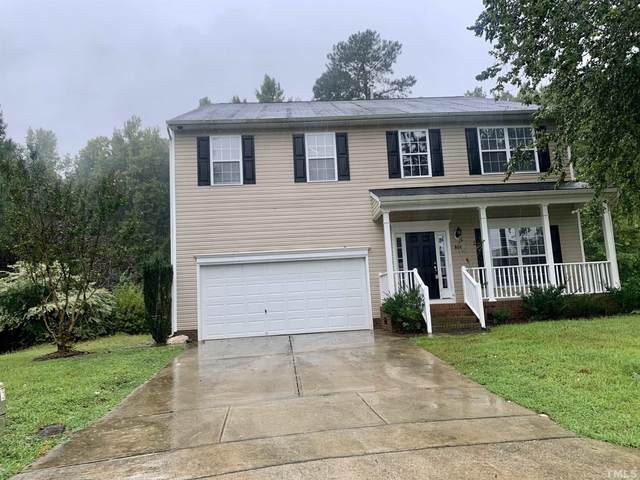 908 Cherry Pond Court, Wake Forest, NC 27587 (#2410151) :: The Blackwell Group