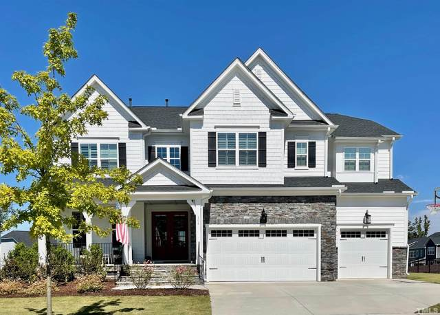 104 Baskerville Court, Holly Springs, NC 27540 (#2410227) :: The Results Team, LLC