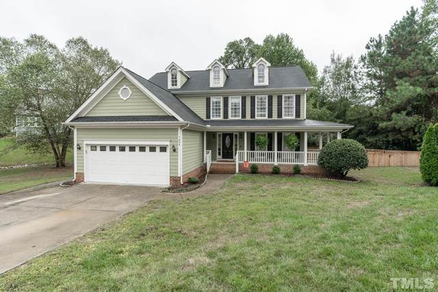 7844 Harps Mill Woods Run, Raleigh, NC 27615 (#2410243) :: Bright Ideas Realty