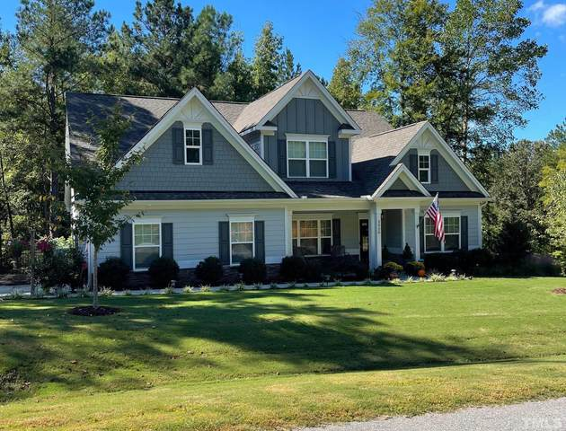 2020 Delphi Way, Wake Forest, NC 27587 (#2410245) :: Bright Ideas Realty