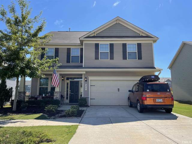 255 Ashberry Lane, Franklinton, NC 27525 (#2410350) :: Dogwood Properties